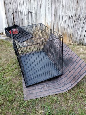 2 Large Dog Kennels and 1 small one for Sale in Auburndale, FL