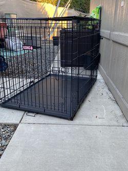 Large Dog Cage for Sale in Orange,  CA