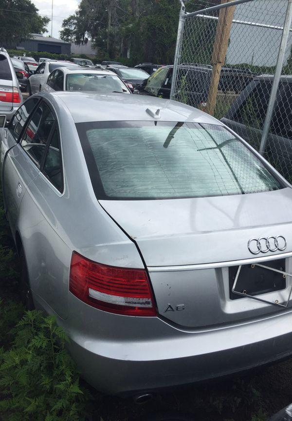 2005 Audi A6. Parts Only