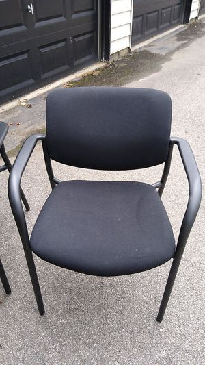 3 office chairs for Sale in Hilliard, OH