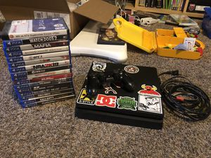 Sony PS4 with 16 Games for Sale in Chandler, AZ