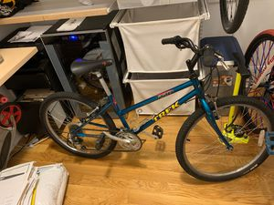 24 inch trek mountain bike 220☝️SUPER RARE🔥🤙 for Sale in New York, NY