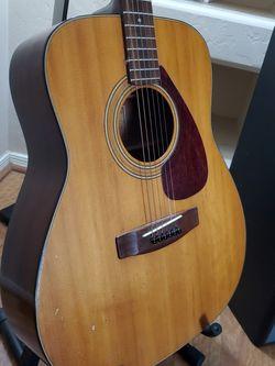 Acoustic Guitar, 1974 Yamaha FG-160 for Sale in Phoenix,  AZ