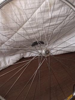 700c Bike wheel for Sale in Portland,  OR