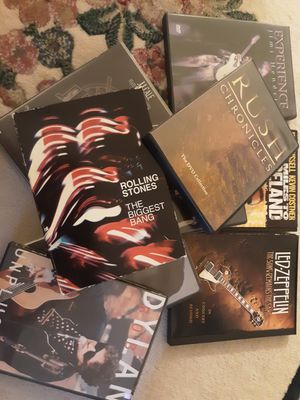 9 Music DVD Sets for Sale in Everett, WA