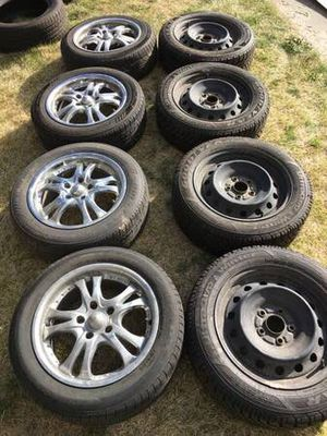 5x114 wheels and tires for Sale in Denver, CO