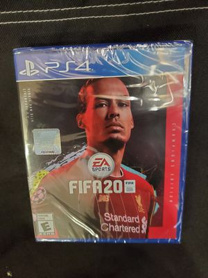 Sealed BRAND NEW Fifa 20 Champions Edition Playstation 4 PS4 for Sale in Chicago, IL