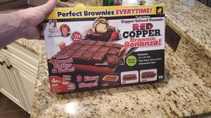 Red copper brownie bonanza for Sale in Land O' Lakes, FL