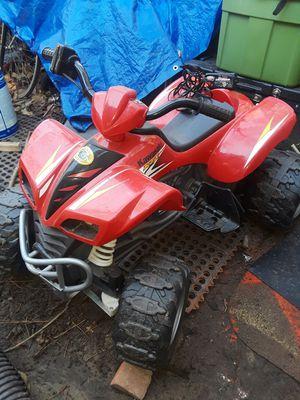 Kawasaki 12v 4 wheeler for Sale in Kennesaw, GA