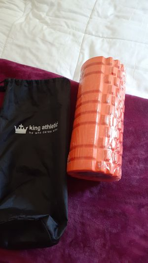 King Athletics roller for exercise for Sale in Fresno, CA