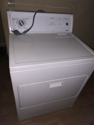 kenmore dryer (basically new ) for Sale in Nashville, TN