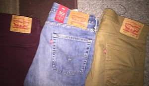 Levi's jeans 8 pair for Sale in Levittown, PA