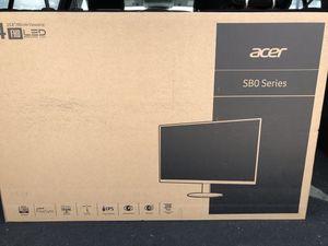 "Acer SB240Y 23.8"" Monitor for Sale in Farmington Hills, MI"