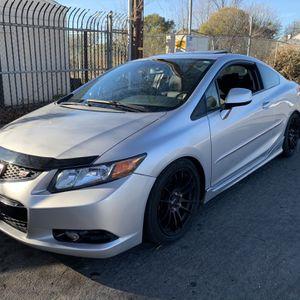 2012 Honda Civic SI for Sale in Elk Grove, CA