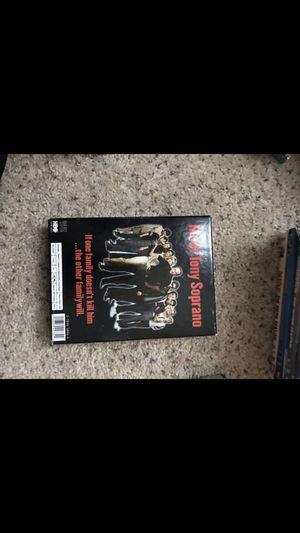 Sopranos Season 1 for Sale in Pekin, IL