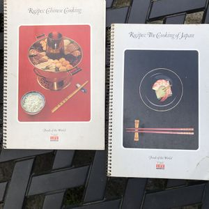 Time life books, foods of the world, China and Japan, cookbooks for Sale in Lynnwood, WA