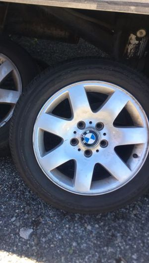 "Used, Bmw rims 16"" inch for Sale for sale  Paterson, NJ"