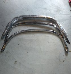 Ford Truck Chrome Fender Trim for Sale in Taunton,  MA
