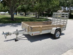 Aluminum trailer for Sale in Lutz, FL