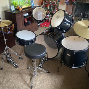 Excellent Condition Verve Drum Set for Sale in Middletown, CT