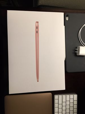 2018 MacBook Air 13inch 256GB for Sale in Elk Grove, CA
