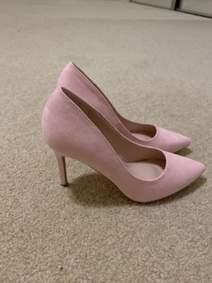Pink Suede Heel for Sale in Bethesda, MD
