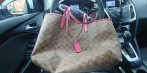 Authentic Coach Tote Reversible for Sale in Harrisburg, PA