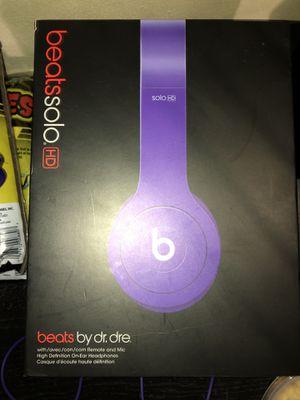 Beats headphones for Sale in Bristol, PA