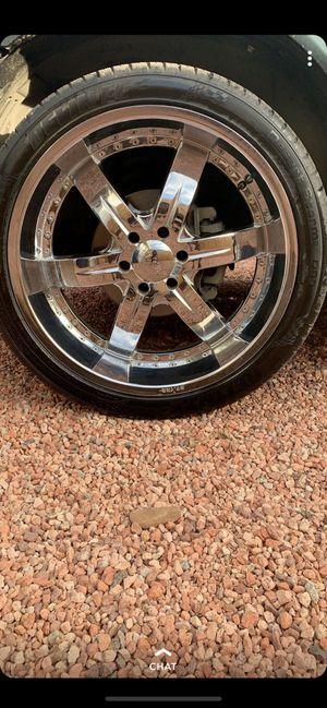 "Starr 24"" rims for Sale in Fort McDowell, AZ"