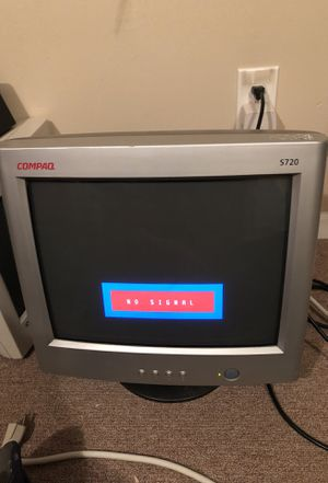 Old computer monitor (parts) for Sale in Kansas City, MO