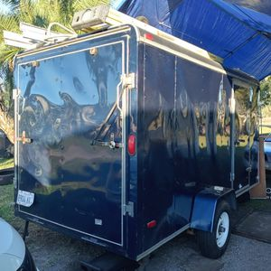 12/6 Enclosed Trailer Full Of Items for Sale in Dover, FL