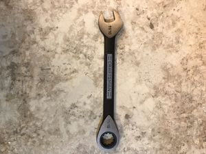 Craftsman 11/16 Ratcheting Combination Wrench for Sale in Princeton, IN