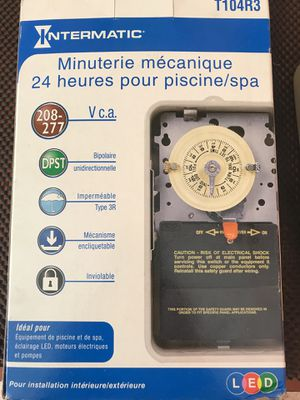 Pool Pump Timer *** Brand New *** for Sale in Surprise, AZ
