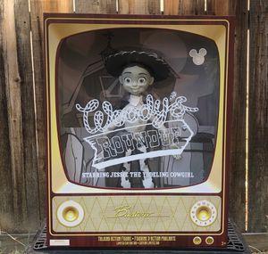Disney JESSIE Doll Toy Story Limited Ed. 500 for Sale in Murrieta, CA