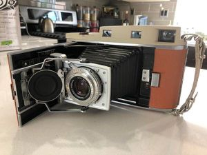 Polaroid 110A Camera-w/film pack conversion for Sale in Denver, CO