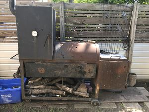 Backyard smoker for Sale in Austin, TX