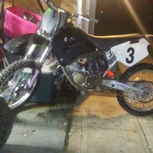 1999 Husqvarna cr 125 dirt bike 2 stroke for Sale in Franklin, IN