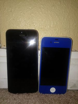 Iphone 5 & 4 for Sale in Kissimmee, FL