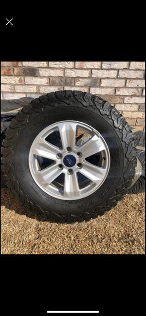 **BFGOODRICH All Terrain 31-inch Tires** for Sale in Lubbock, TX