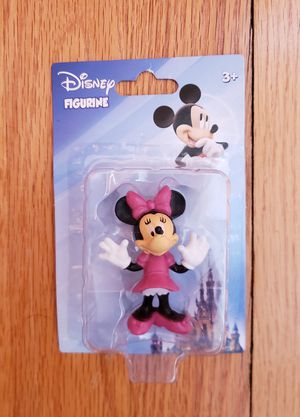 Disney Minnie Mouse Cake Topper Figurine for Sale in Cromwell, CT