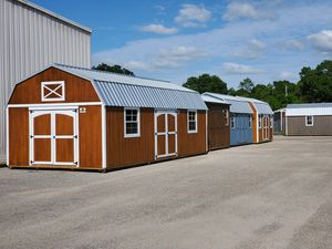 Quality storage Sheds. 14x30 lofted barn shed with 2 doors and 2 windows. for Sale in Arcadia, FL