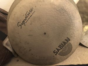 Sabian Signature Dejohnette series cymbal Flat ride for Sale in Green Valley, AZ