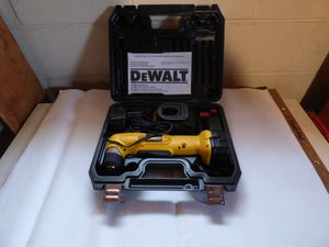 DEWALT 90 DEGREE DRILL MOTOR for Sale in Detroit, MI