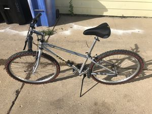 Trek Mountain Track 26 inch vintage bike, no rust, always kept in the garage, made in US for Sale in Elmwood Park, IL
