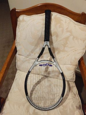 Adult Dunlop tennis racket like new with case for Sale in Kenmore, WA