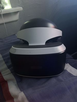PLAYSTATION VR for Sale in Garland, TX