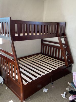 Bunk bed set for Sale in Stockton, CA