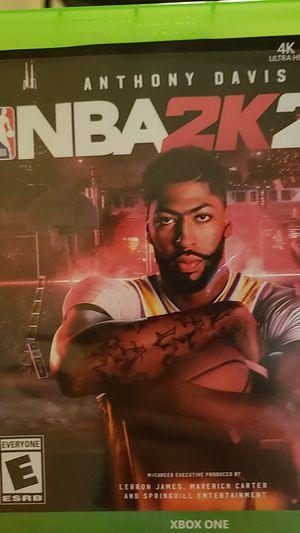 NBA 2K 20 for Sale in Odessa, TX
