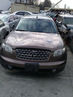 We Are Parting Out A Infiniti Fx45 for Sale in SeaTac,  WA