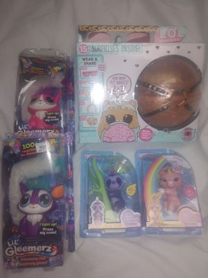 NEW in Package Toys - Hatchibabies, HATCHIMALS, Fur Real Puppy, LOL Dolls and More for Sale in Eagan, MN